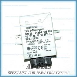 BMW E46 3er Steuergerät EWS III 3 Wegfahrsperre 6905668