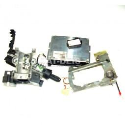 BMW E39 5er 520i M52 DME EWS Steuergeräte Schloss Satz 1429861 MS41.0
