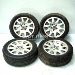 BMW E36 E46 Z3 Alufelgen 7x16ET46 Styling 25 225/50R16 Sommer 1182632
