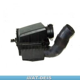 BMW E53 X5 4.4i M62 Ansauggeräuschdämpfer Luftfilterkasten 1437112