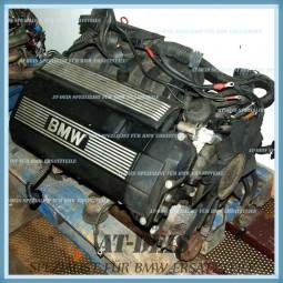 BMW E36 3er E39 5er M52 Triebwerk Motor Kompl. 206S3 1000030