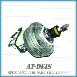 BMW E60 E61 5er Bremskraftverstärker HBZ BKV 6779742 6786586