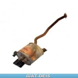 BMW E53 X5 M62 Endschalldämpfer Auspuff HR 1439492 7500495