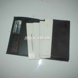 BMW E39 5er Bordbuchetui BMW Premium Leder mit Inhalt 2982694