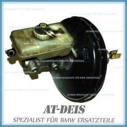 BMW E36 3er Bremskraftverstärker Hauptbremszylinder BKV 1163561