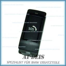 BMW E60 E61 5er E63 6er Taster Notruf SOS 6918478