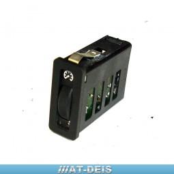 BMW E34 5er M5 Schalter Dimmer Tachobeleuchtung 1387457