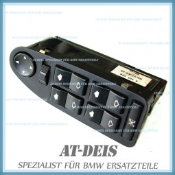BMW E39 5er Schaltzentrum Fahrertür Fensterheber 8368966