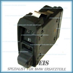 BMW E32 7er Nebelscheinwerfer Nebelschlusslicht Schalter 1374117