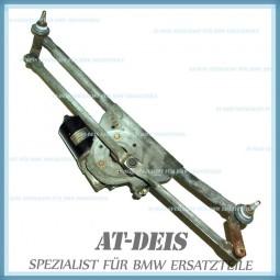 BMW E36 3er Wischermotor + Scheibenwischergestänge 8363514 8391420