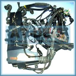 BMW E38 7er M73 750iA DME+AGS Motorkabelbaum 1745616