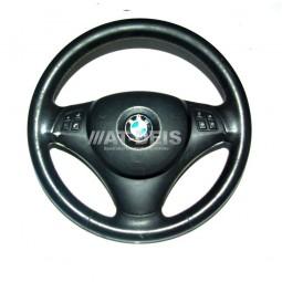 BMW E90 E91 E92 E93 3er E87 E84 E81 Sportlenkrad MFL Leder 6795570