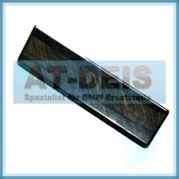 BMW E39 5er Armaturenbrett Dekorleiste Links Anthrazit Blende 8159739