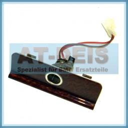 BMW E38 7er Blende Mittelkonsole Holz Hinten 8162993
