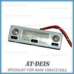 BMW E36 3er Innenleuchte Leseleuchte Grau Vorne 8361612