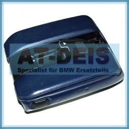 BMW E38 7er Mittelarmlehne Marieneblau Kompl. 8174912