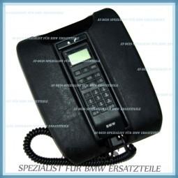 BMW E39 5er Mittelarmlehne Telefon Schwarz 8213868 8213874