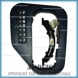 BMW E39 5er Automatik Schaltkulisse Blende 8184522