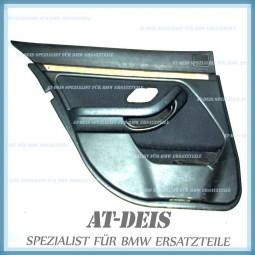 BMW E39 5er Touring Türverkleidung Türpappe HL Anthrazit 7139903