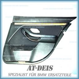 BMW E39 5er Touring Türverkleidung Türpappe HR Anthrazit 7139904