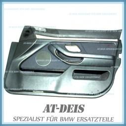 BMW E39 5er Türverkleidung Türpappe VR Stoff Anthrazit 8252860