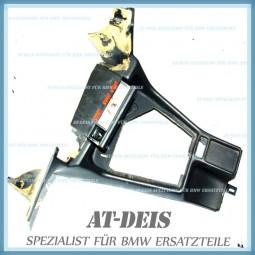 BMW E34 5er Mittelkonsole vorne + Aschenbecher Schwarz 8181502
