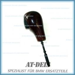 BMW E38 7er E39 5er Wahlhebel Hochglanz Holz Automatik 1421840