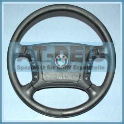 BMW E38 7er E39 5er MFL Leder Lenkrad 1162083