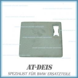 BMW E46 3er Blende Abdeckung Schiebedach Grau 8189739