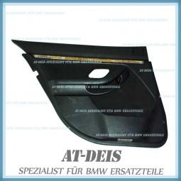 BMW E39 5er Türverkleidung Flachgewebe Stoff Anthrazit HL 8196501