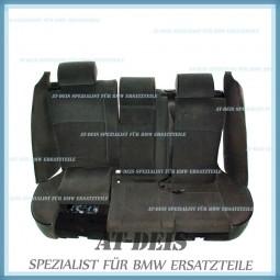 BMW E39 5er Touring Rücksitzbank mit Kindersitz Flock Stoff 8193278