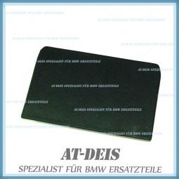 BMW E38 7er Mittenkonsole Deckel Leder hinten Dunkelgrün 8170558