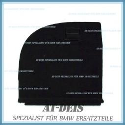 BMW E61 5er Verkleidung Klappe Kofferraum links Schwarz 7050367