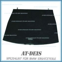 BMW E61 5er Einlegeboden Gepäckraum Kofferraum Schwarz 7076969