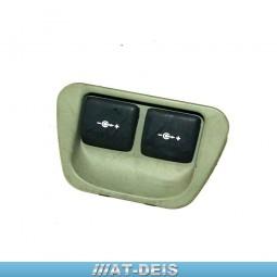 BMW E53 X5 Steckdose Anzünder 2 Fach Hinten Pastellgrün 8254339