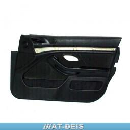 BMW E39 5er Türverkleidung VR Stoff Flachgewebe Anthrazit 8212648