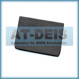 BMW E38 7er Mittenkonsole Deckel Leder hinten 8170558
