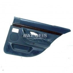 BMW E38 7er Türverkleidung Vollleder Marineblau HR 8213770
