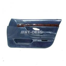BMW E38 7er Türverkleidung Vollleder Marineblau VR 8213732