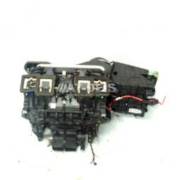 BMW F01 F02 7er Verteilergehäuse Klimagerät Heizungskasten 9201773