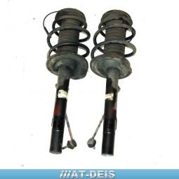 BMW E38 7er Federbeine Stoßdämpfer Vorne Niveau EDC 1091558 1091557