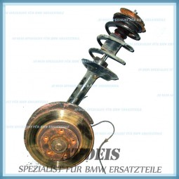 BMW E36 3er Federbein + Achsschenkel VL Kompl. 1092487 1092079