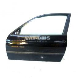 BMW E46 3er Compact Tür Links Schwarz 2 7016239