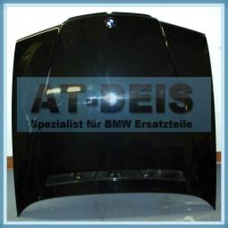 BMW E38 7er Motorhaube Cosmosschwarz 8183124