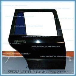 BMW E36 3er Touring Tür HR Schwarz II 8188834