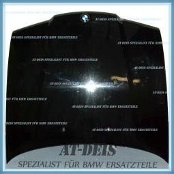 BMW E36 3er Motorhaube Schwarz II 8135343