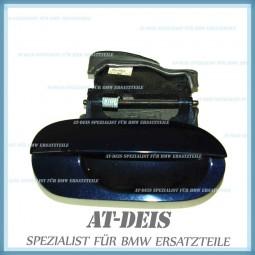 BMW E38 7er Türgriff außen Rechts Beleuchtet Orientblau 8240416