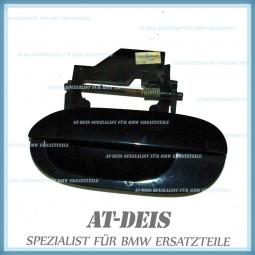 BMW E39 5er Türgriff außen HL Cosmosschwarz 8245465