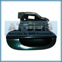 BMW E39 5er Türgriff außen Oxfordgrün HR 8245466