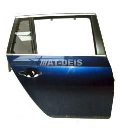 BMW E61 5er M5 LCI Tür Hinten Rechts HR Tiefseeblau 7158502